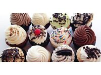 FREE DELIVERY-Stunning, Delicious Cupcakes for weddings, birthdays and special occasions