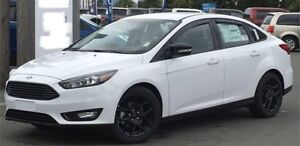 2016 Ford Focus Sel lease takeover