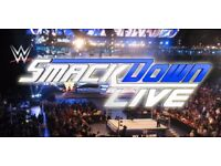 WWW Smackdown Live - MEN Arena - 7th November