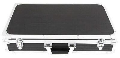 "CNB PDC 410d MSBK Black Pedal Case Pedalboard Pedal Board (22"" x 12 1/2"") New !"