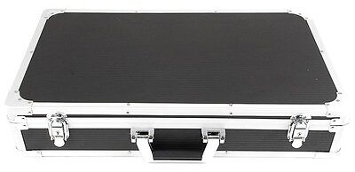 CNB PDC 410d MSBK Black Pedal Case Pedalboard Pedal Board New!