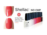 SHELLAC from £20 / EYELASHES EXTENSION/ PEDICURE/ WAXING/ FACIAL