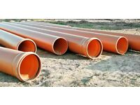Wanted drainage pipes