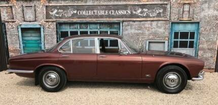 COLLECTABLE CLASSIC CARS - 1971 Jaguar XJ6 Series 1