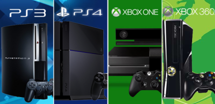 ★XBox 360/XBox One/PlayStation 3/PS3/PlayStation 4/PS4 Consoles★