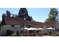 Senior Sous Chef, Gomshall Mill near Guildford