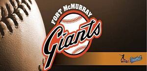 Fort McMurray Giants, 24 Game Season Tickets X 2