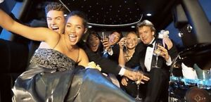 Hamilton night out limousine limo ☎️