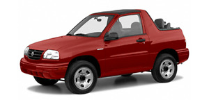 Looking for Chevrolet Tracker / Suzuki Vitara Convertible