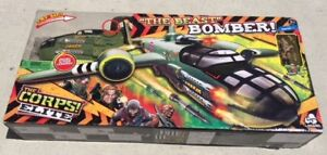 """The Corp Elite """"Beast Bomber"""" Toy Airplane - NEW"""