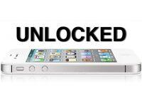 Unlocked any mobile phone