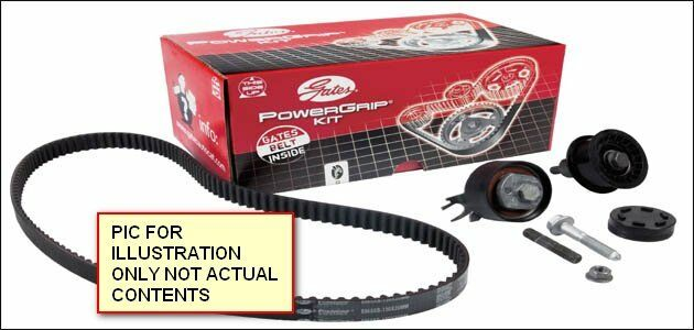 Gates Timing Belt Kit K025484XS