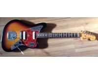 Fender Jaguar AVRI Electric Guitar (UPGRADED) Jazzmaster Mustang Stratocaster Telecaster USA Gibson