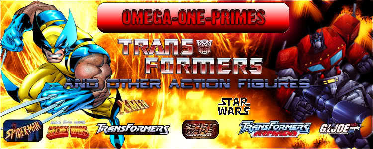 OMEGA-ONE-PRIME'S TRANSFORMERS