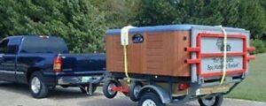 """ABC"""" transport / déménagement de spa"""