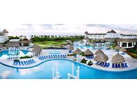 5* Hotel to Mexico All inclusive