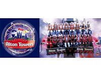 Why Not Have A Fun Day At Alton Towers Saturday 22nd April 2017