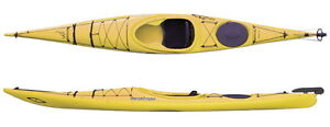 Kayak de mer 16 pieds Squall Current Design