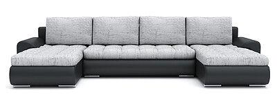 Ecksofa TOKIO III mit Schlaffunktion Couch Sofagarnitur Couchgarnitur
