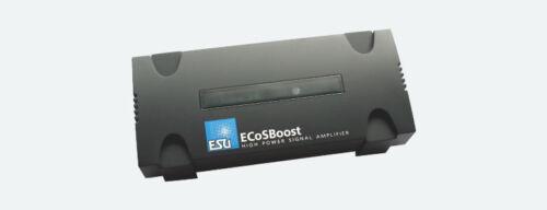 ESU 50012 New 2021 ECoSBoost 7 Amp Digital DCC Booster DCC/MOT/SX/MFX Euro + USA