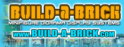 BUILD-A-BRICK Minifigure Display