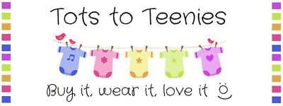 Tots To Teenies