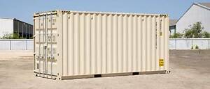 New 20' Containers in Beige landed in Chinchilla for 3356 ex GST. Chinchilla Dalby Area Preview