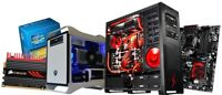 Custom Built Computers to Meet Your Exact Needs With Our Service