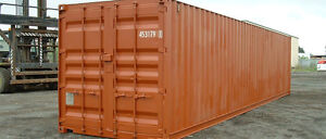 BEST RATES on Shipping Containers 20' 40' 40'HC