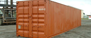 CONTAINERS 20' 40' 40'HC