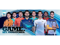 ATP Tennis @ O2 - Semi Final Match (1 ticket)