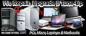 In Home Mac-book, Laptop and Computer Repair Services