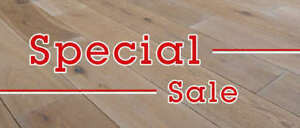 Hardwood Flooring -SALE
