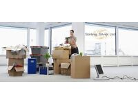 ETHICAL OFFICE REMOVALS. We save on carbon emissions and divert furniture in a responsible way.