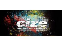 Aberdeen's first Cize Live class