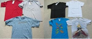 Variety Of Brand New Youth's T-Shirts Including Levi's Ones