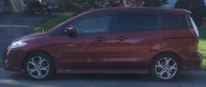 2010 Mazda Mazda5 tout Familiale