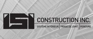 Système intérieur & tirage de joint (aucun résidentiel) Laval