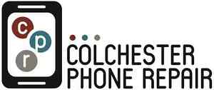 Now Open on The Esplanade! Colchester Phone Repair!