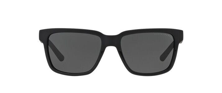 NWT Armani Exchange Sunglasses AX 4026S 812287 Matte Black