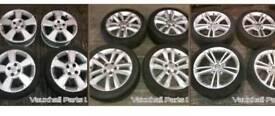 Vauxhall insignia wheel