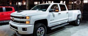 2018 Chevrolet Silverado 3500 Pickup Truck Tow truck Rattler