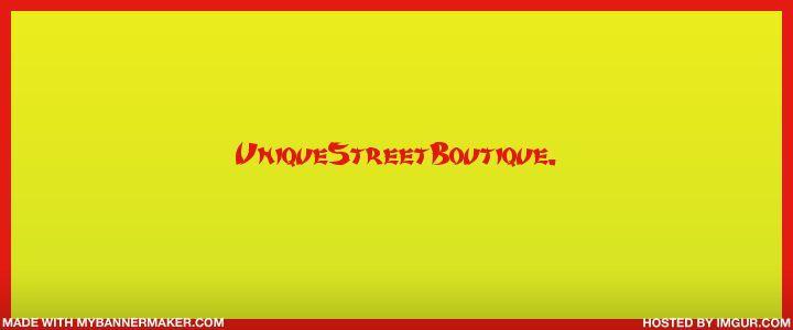 UniqueStreetBoutique