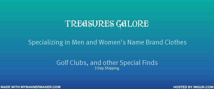 Treasures Galore