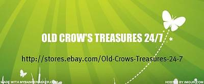 Old Crow's Treasures 24/7