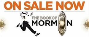 Book of Mormon - Melbourne Perth Perth City Area Preview