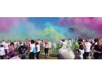 Tŷ Hafan Rainbow Run Tredegar