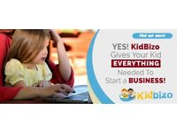 KidBizo - the only online training course to learn and launch business for kids