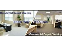 Dirt Extraction Carpet cleaning * Don't use cowboy company's with no website use professional *