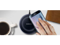 Official Samsung Wireless Charger Pad - Black